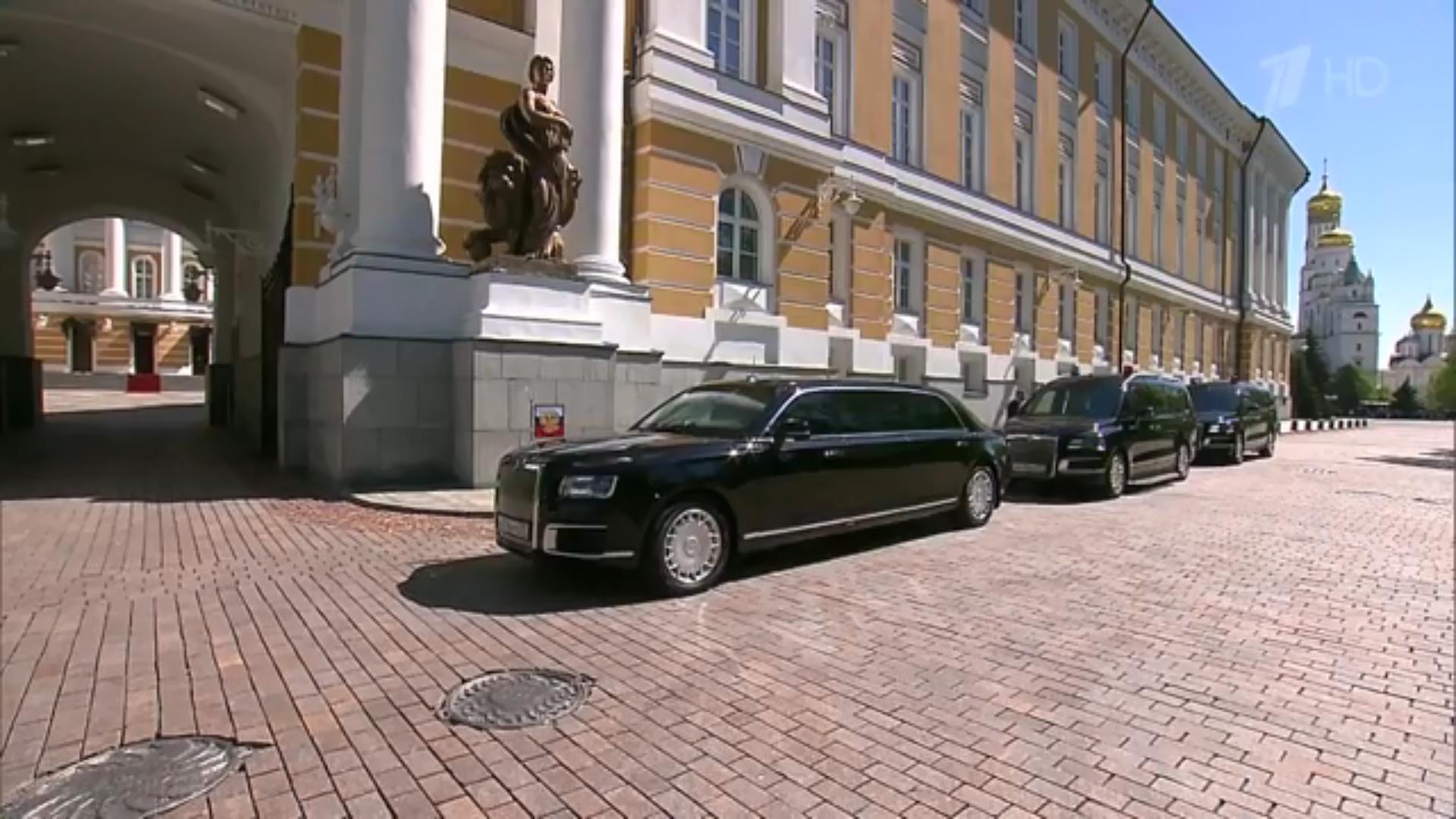 Часть деталей для особого  автомобиля В. Путина  сделали вБашкирии